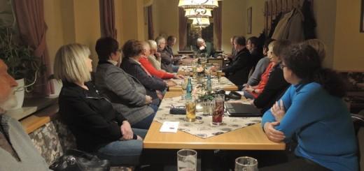 Gründungsversammlung im Hotel Schranne