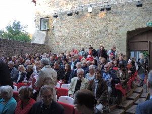 Ein Blick in den Publikumsraum.