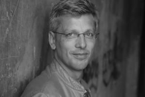 Der Autor Carsten Golbeck, Foto: Joachim Gern