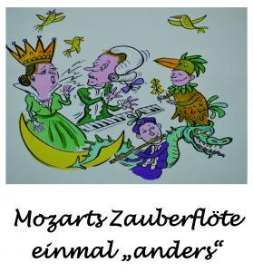 """Mozarts Zauberflöte einmal """"anders"""""""