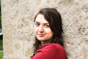 Unsere Theaterpädagogin Christina Löblein