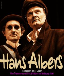 Hans Albers Plakat